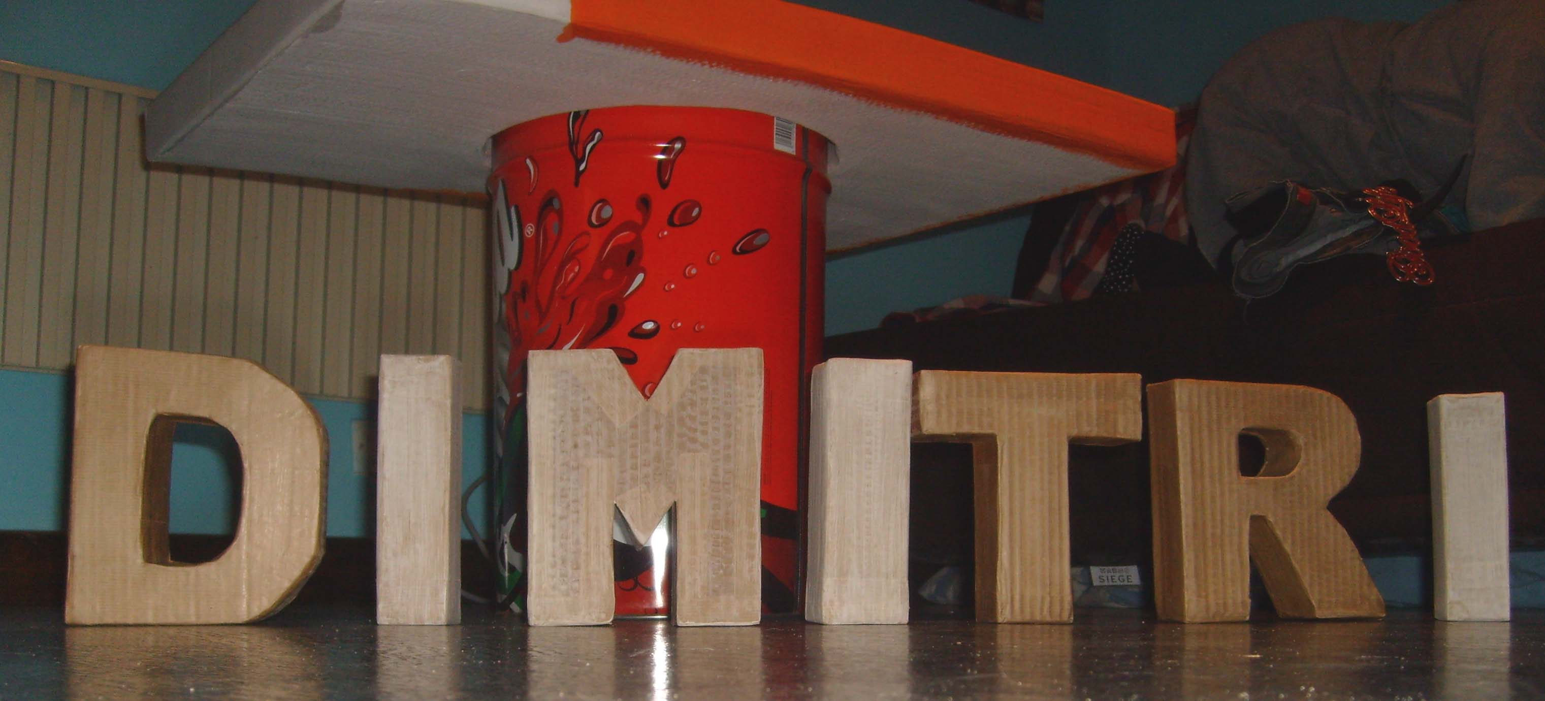 objets deco en carton atelier retouche paris. Black Bedroom Furniture Sets. Home Design Ideas